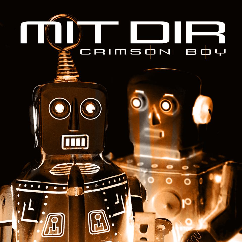Crimson Boy Call To Nowhere Central 2nd Single Le006 Thumbnail Bandcamp 960x960x96